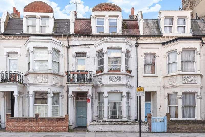 1 Bedroom Flat for sale in Dawes Road, Fulham