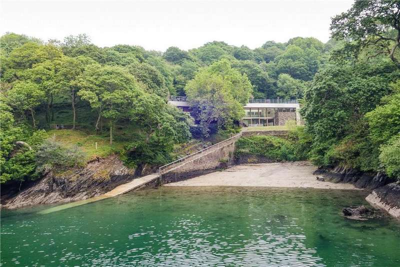 8 Bedrooms Detached House for sale in Pont Pill, Lanteglos-By-Fowey, Polruan, PL23