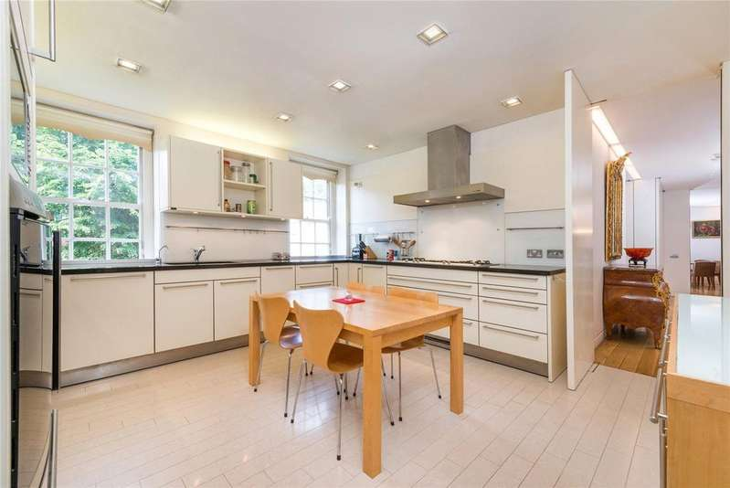 3 Bedrooms Flat for sale in St. Stephens Close, Avenue Road, London