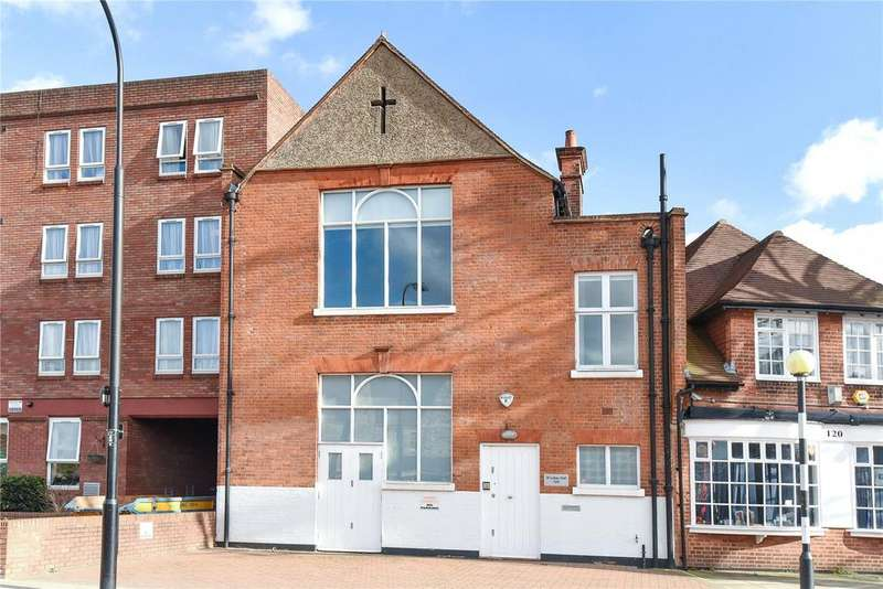 1 Bedroom House for sale in Fortune Green Road, West Hampstead, London, NW6