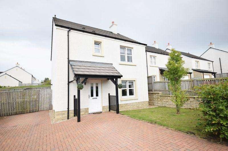 3 Bedrooms Detached Villa House for sale in 12 Loccard Park, Symington KA1 5RZ