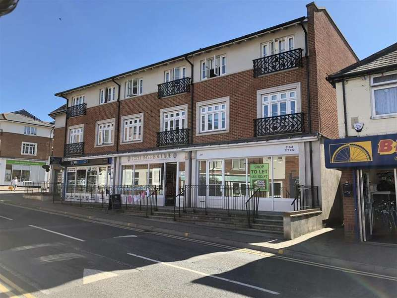 1 Bedroom Apartment Flat for sale in Parkfield House, Cambridge Road, Crowthorne, Berkshire, RG45 7EQ