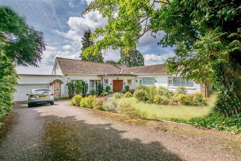 4 Bedrooms Detached House for sale in Fairwater Road, Llandaff, Cardiff