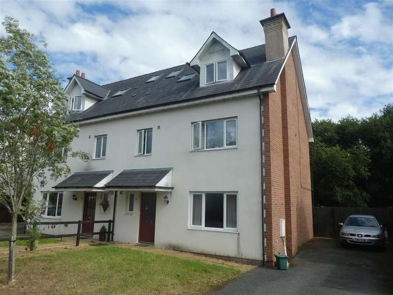 4 Bedrooms House for sale in Bryn Steffan, Lampeter