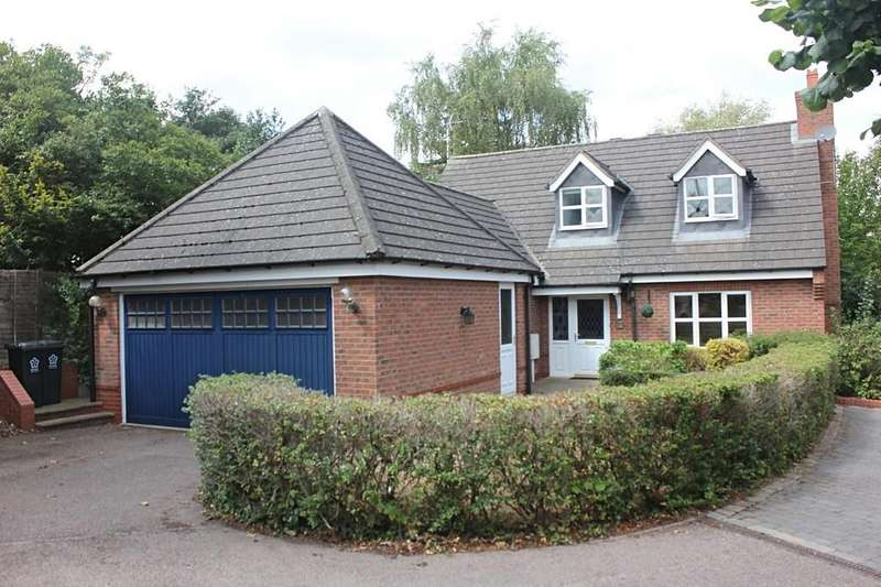 4 Bedrooms Detached House for sale in Park Hill Drive, Aylestone, Leicester