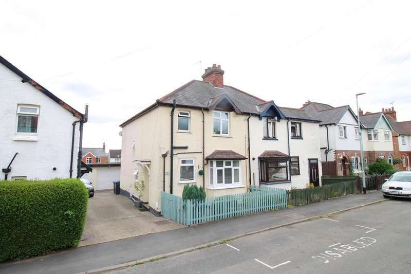 3 Bedrooms Semi Detached House for sale in Knoll Street, Market Harborough