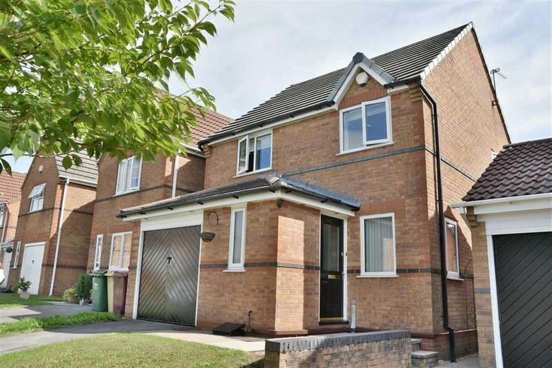3 Bedrooms Detached House for sale in Bramford Close, Westhoughton