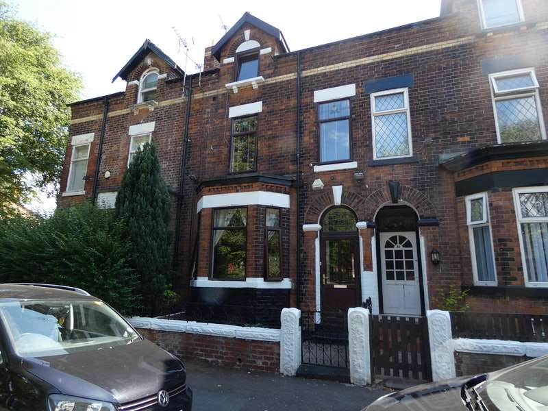 4 Bedrooms Terraced House for sale in Albert Park Road, Salford, Greater Manchester, M7