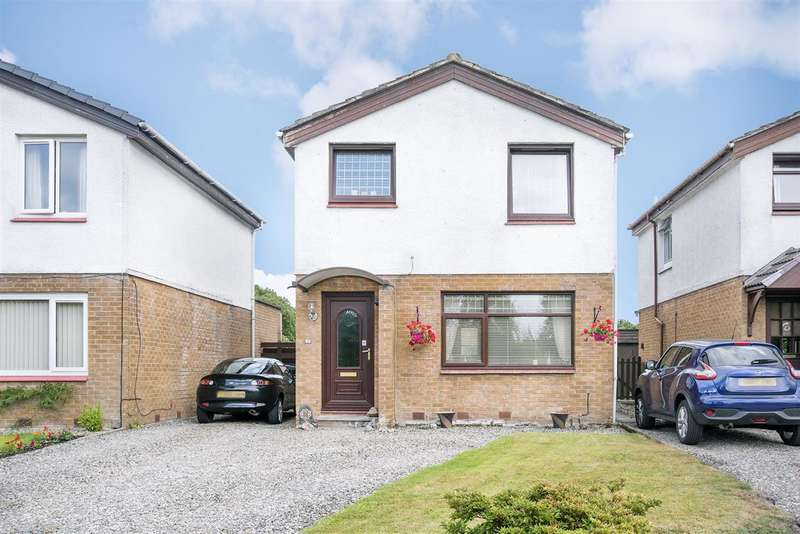 3 Bedrooms Detached House for sale in Queens Drive, Dunipace