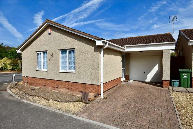 2 Bedrooms Detached Bungalow for sale in Withy Close, Nailsea, Bristol, North Somerset