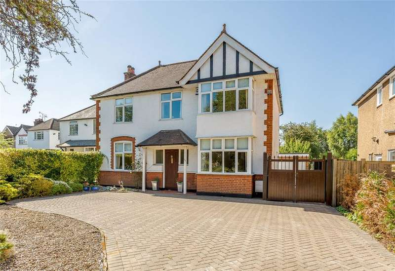 3 Bedrooms Detached House for sale in Hatfield Road, St. Albans, Hertfordshire