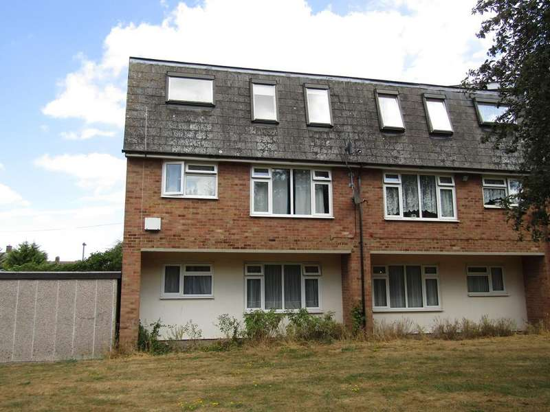 2 Bedrooms Apartment Flat for sale in Gothic Way, Arlesey, SG15 6TP
