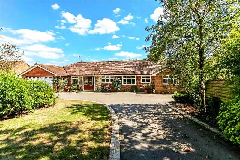 5 Bedrooms Detached Bungalow for sale in Three Stiles Road, Farnham, Surrey, GU9