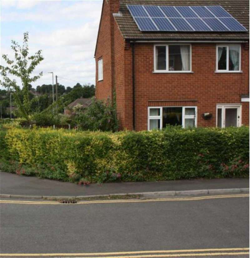 3 Bedrooms Town House for sale in Forryan Road, Burbage