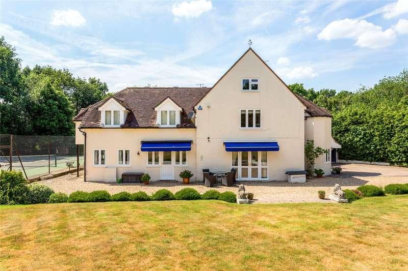 6 Bedrooms Detached House for sale in Elm Corner, Ockham, Surrey, GU23