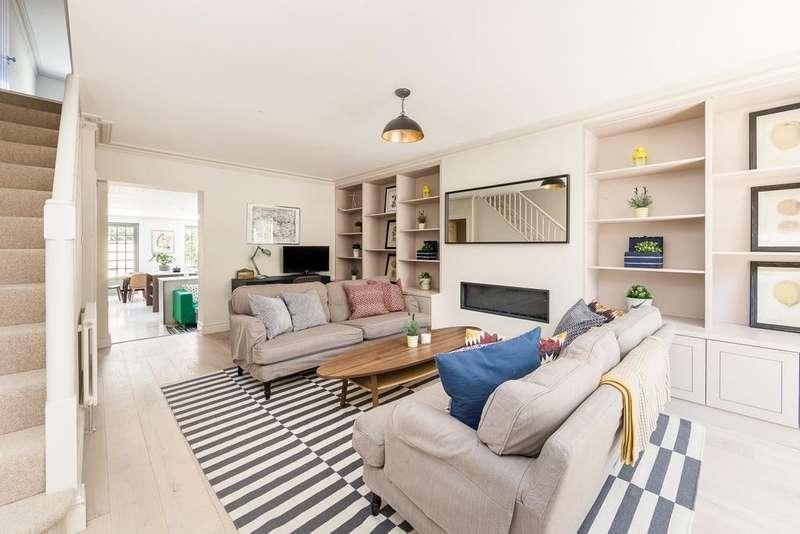 4 Bedrooms Terraced House for sale in Vespan Road, Shepherds Bush, London, W12