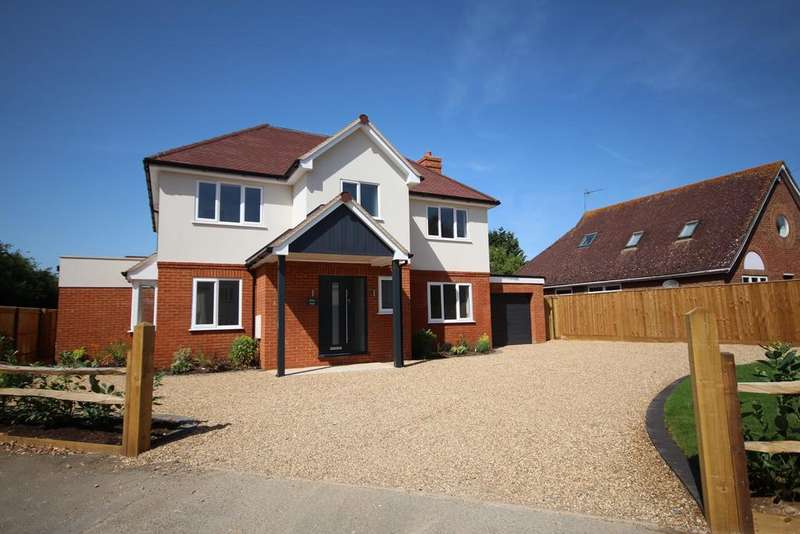 5 Bedrooms Detached House for sale in Waltham Road, Maidenhead