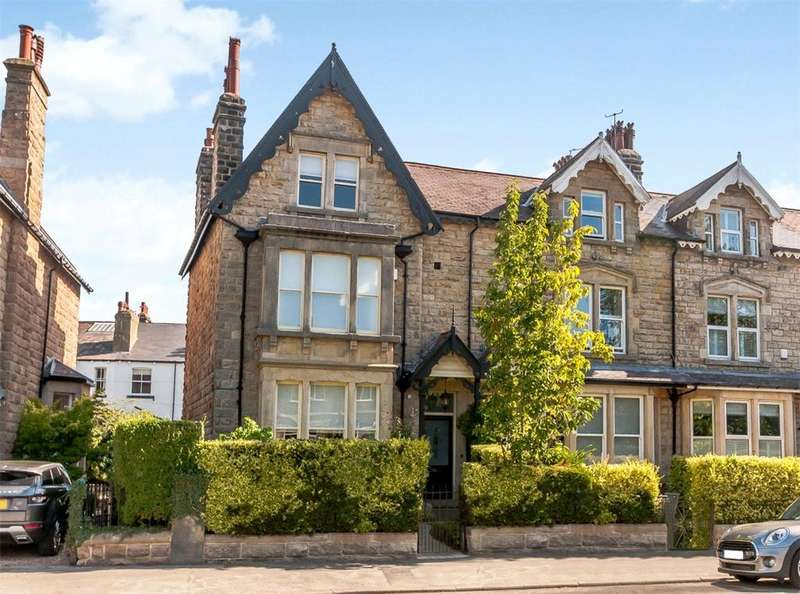 5 Bedrooms House for sale in Park Drive, Harrogate, North Yorkshire, HG2