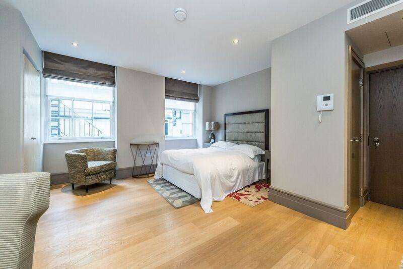 Studio Flat for sale in Dorset Square, London NW1