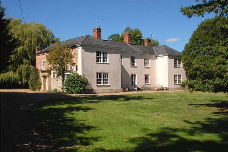 7 Bedrooms Detached House for sale in Welford Road, Long Marston, Stratford-upon-Avon, Warwickshire, CV37