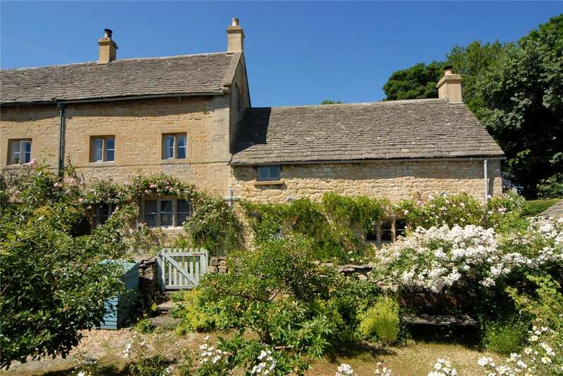 3 Bedrooms Unique Property for sale in Piccadilly, Guiting Power, Cheltenham, Gloucestershire, GL54
