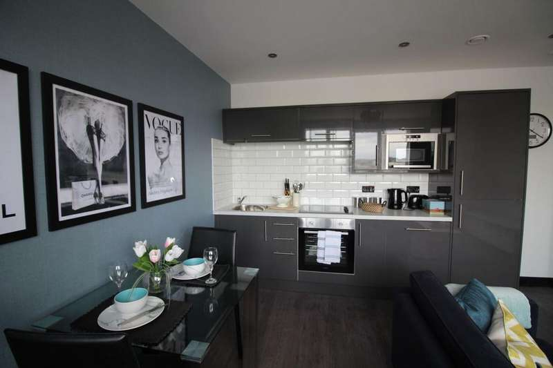 2 Bedrooms Apartment Flat for sale in Liverpool L2