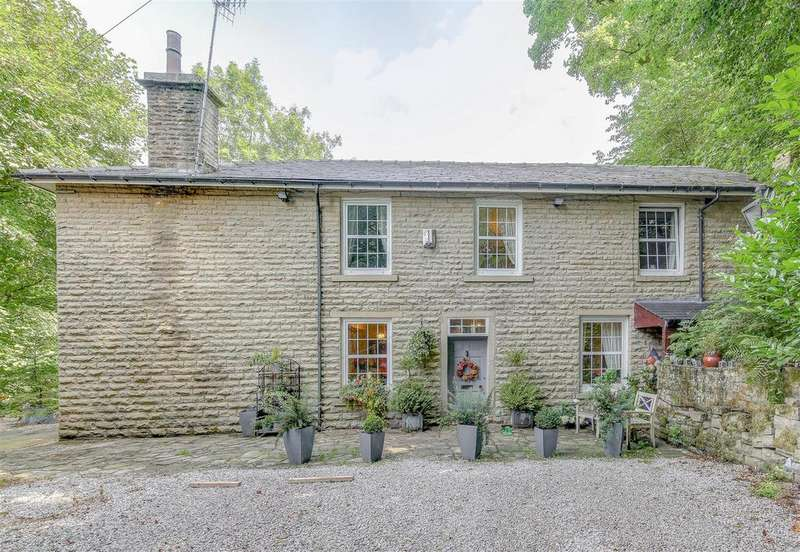 5 Bedrooms Detached House for sale in Helmshore Cottage, Helmshore, Rossendale