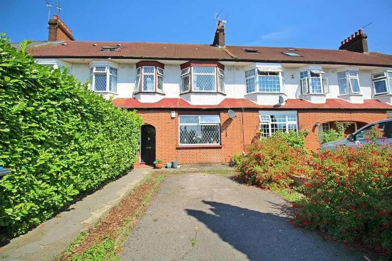 3 Bedrooms Terraced House for sale in Halstead Road, London