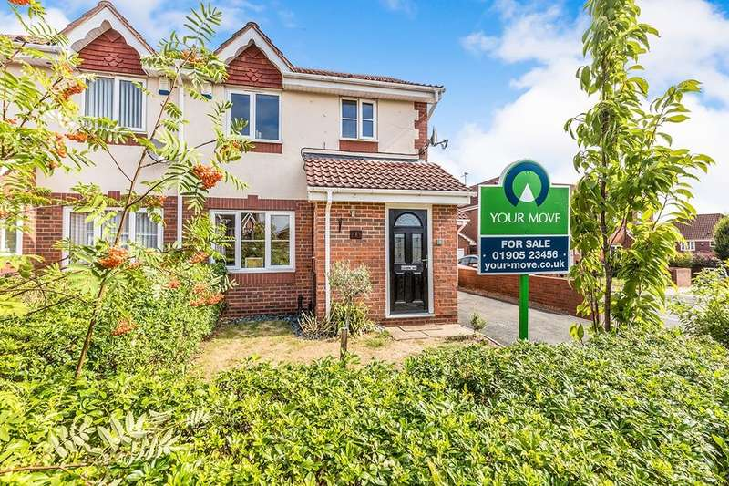 3 Bedrooms Semi Detached House for sale in Lovett Place, Worcester, WR4