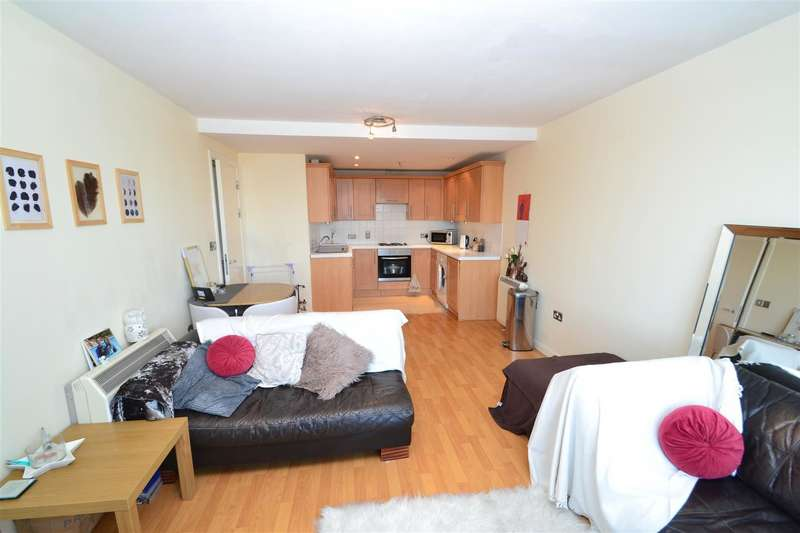 1 Bedroom Apartment Flat for sale in Metro House, Biggin Street, Loughborough, Leicestershire