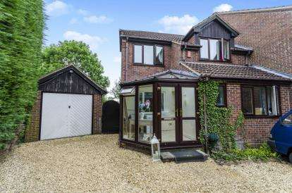 4 Bedrooms Semi Detached House for sale in Ashurst, Southampton, Hampshire