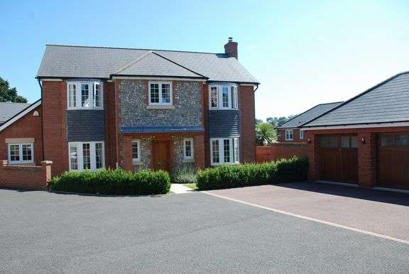 4 Bedrooms Detached House for sale in Stowbrook, Sidmouth