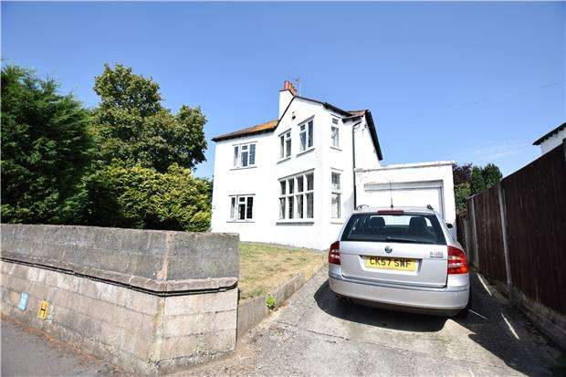 3 Bedrooms Detached House for sale in Sandhurst Road, GLOUCESTER, GL1 2SE