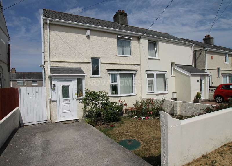 3 Bedrooms Semi Detached House for sale in Queens Road, Plymouth, PL5 2NN