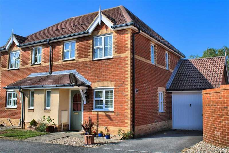 3 Bedrooms Semi Detached House for sale in Micklefield Way, Seaford, East Sussex