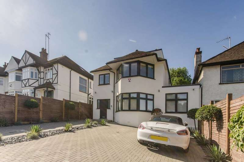 5 Bedrooms Detached House for sale in Wickliffe Avenue, Finchley Central, N3