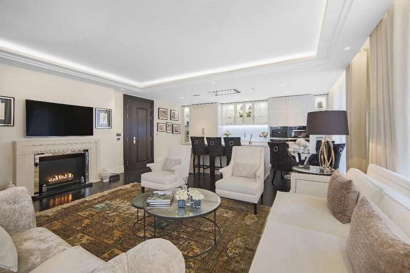 3 Bedrooms Apartment Flat for sale in 190 Strand, Gladstone House,WC2R