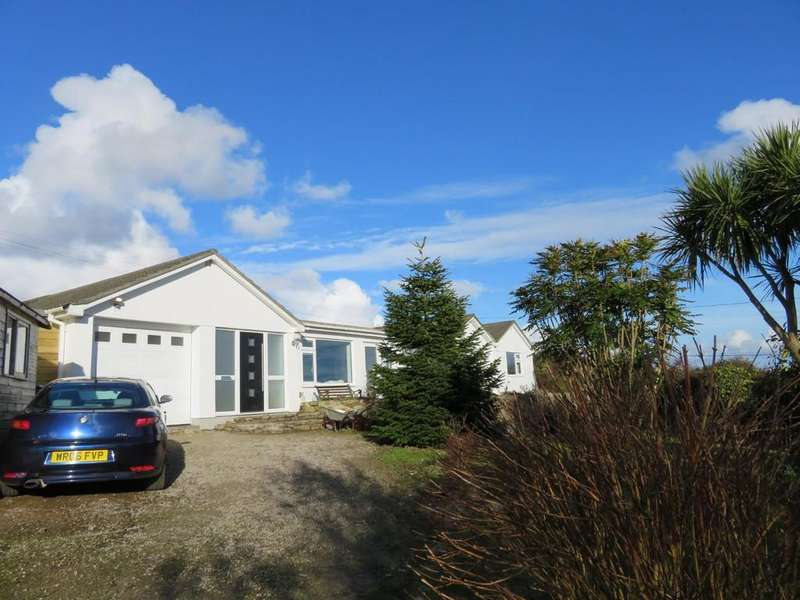 5 Bedrooms Detached Bungalow for sale in Cockwells, Penzance
