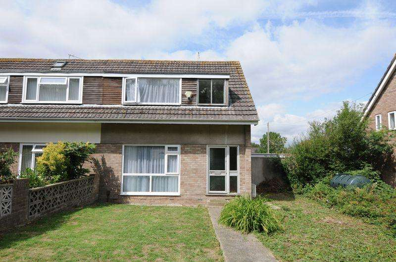 3 Bedrooms Semi Detached House for sale in Denleigh Close, Whitchurch, Bristol, BS14