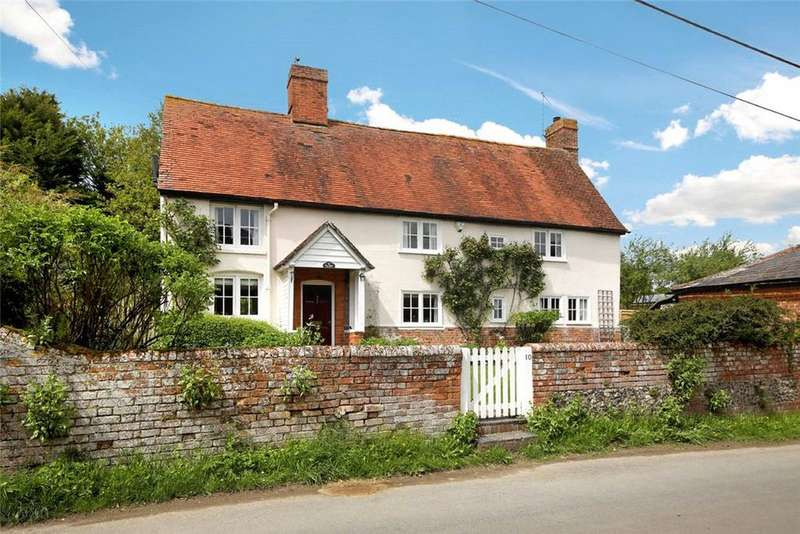5 Bedrooms Detached House for sale in Thorpe Street, Aston Upthorpe, Oxfordshire, OX11