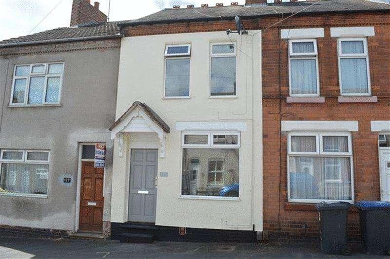 4 Bedrooms Terraced House for sale in Queens Road, Hinckley