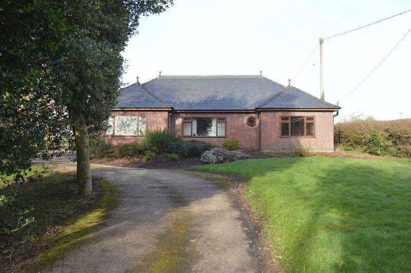 3 Bedrooms Equestrian Facility Character Property for sale in Leicester Road, Wolvey