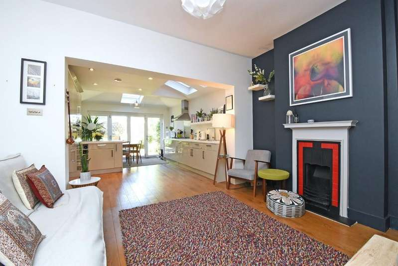 3 Bedrooms Terraced House for sale in Bovill Road SE23