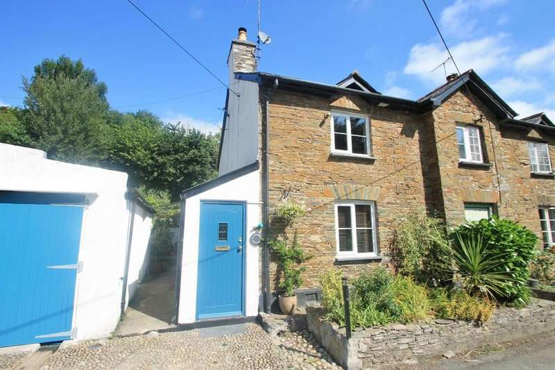 2 Bedrooms Cottage House for sale in Newport, St. Germans