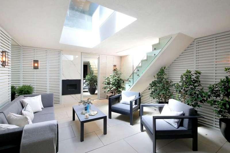 4 Bedrooms Terraced House for sale in Bishops Row, 147 Stevenage Road, Fulham, London