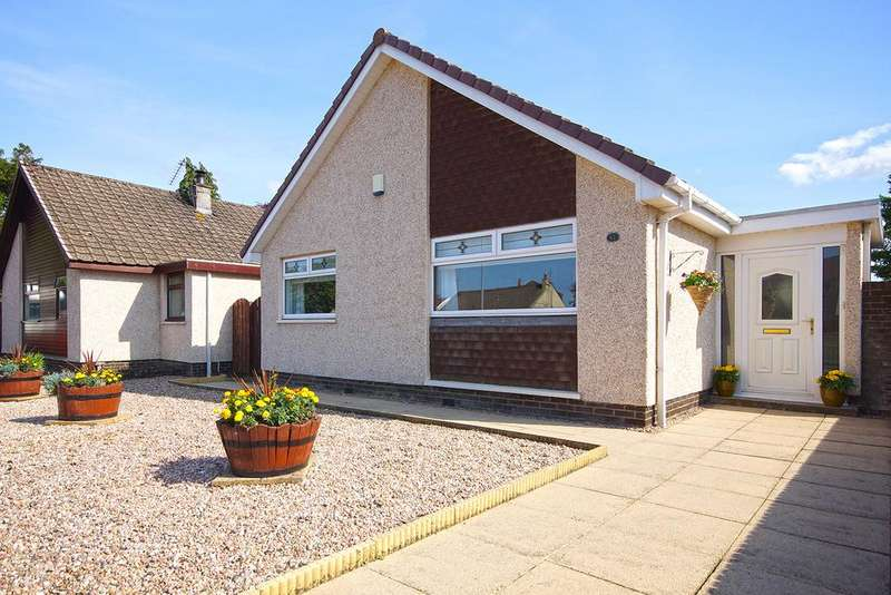 2 Bedrooms Detached Bungalow for sale in Annandale Gardens KA2