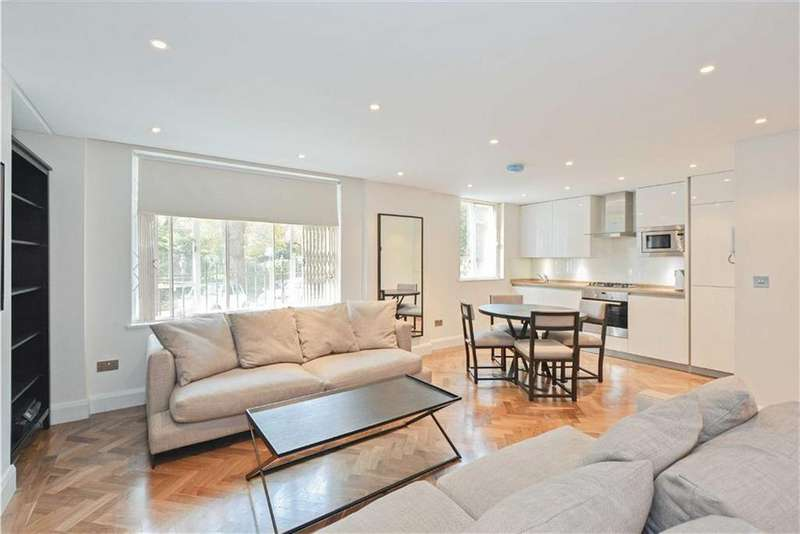 2 Bedrooms Flat for sale in Denbigh House, 8-13 Hans Place, Knightsbridge, London, SW1X
