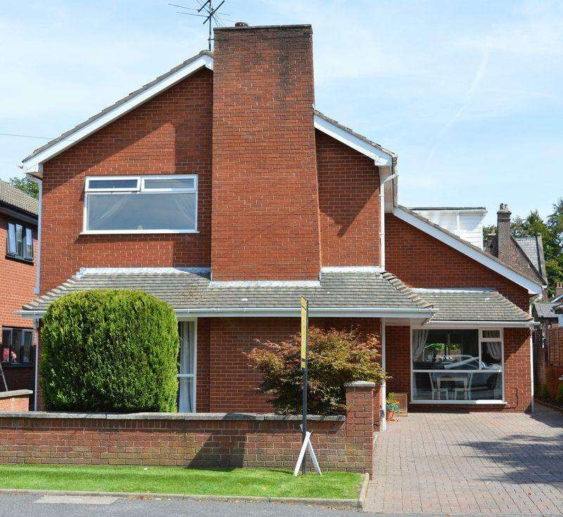 6 Bedrooms Detached House for sale in Barn Lane, Golborne, WA3 3PP