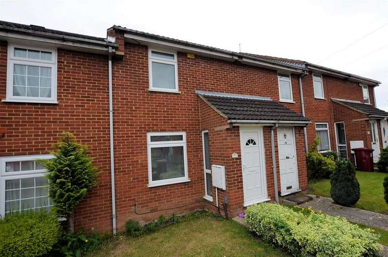 2 Bedrooms Terraced House for sale in Coalport Way, Tilehurst, Reading