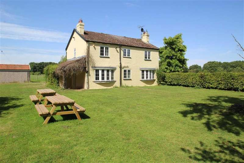 4 Bedrooms Detached House for sale in PEMBRIDGE, Leominster, Herefordshire